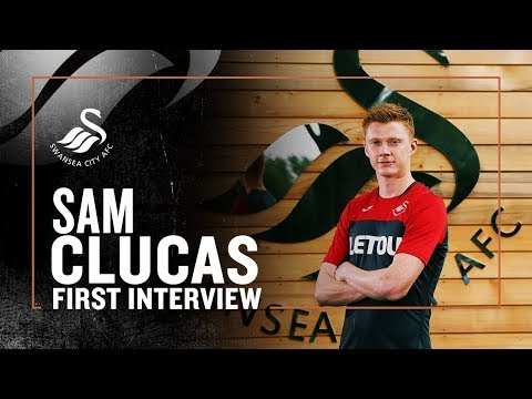 First Interview: Sam Clucas signs for the Swans