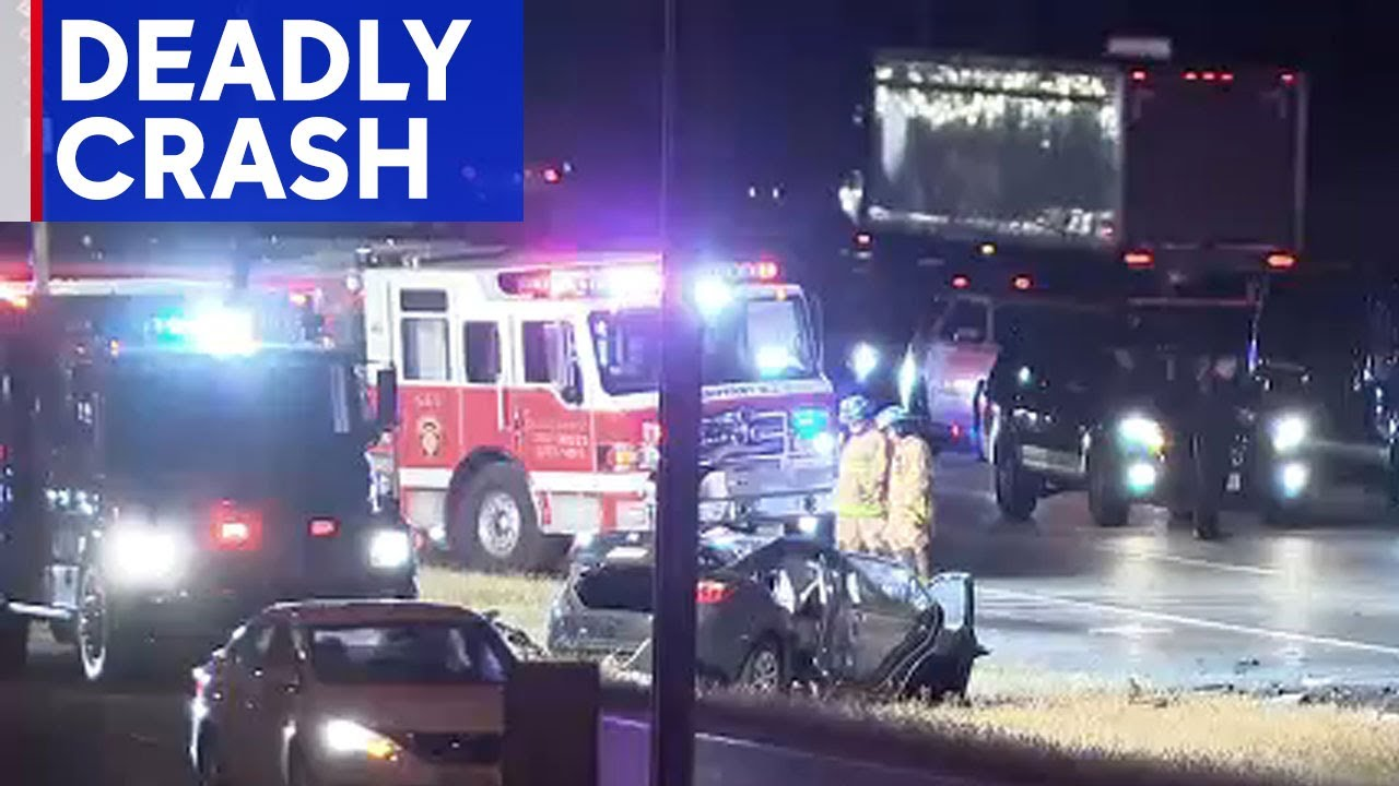 Download 3 dead in 2-vehicle crash on I-80 in Parsippany