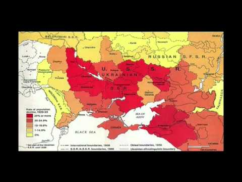 USSR Ukraine Starved By Soviet Russia 1932-1933 ( Holodomor )