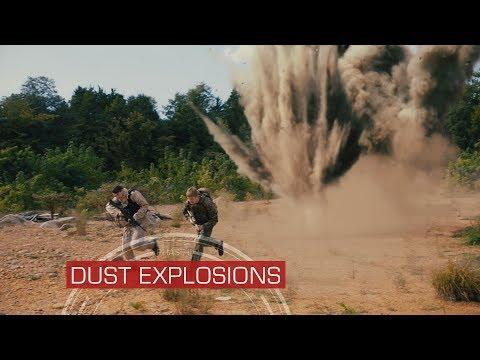 Action Vfx Dust Explosions