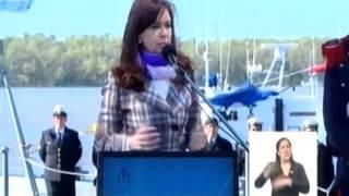 Discurso Cristina Fernández 20 de junio