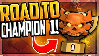 NOT Attacking in CWL Clash of Clans Road to Champion 1?
