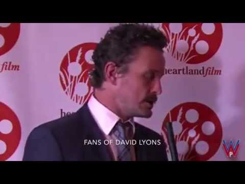 David Lyons Interview - 2014 Heartland Film Festival