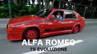 Why is this $200K Alfa Romeo 75 Turbo Evoluzione only $50K?
