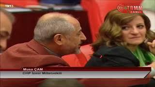 CHP İzmir Mv. Musa ÇAM: Şubat ayında 50 bin öğretmen ataması yapacak mısınız?