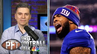 PFT Overtime: How Odell Beckham Jr. is processing trade, Jon Gruden vs. Vontaze Burfict | NBC Sports