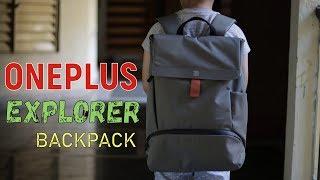 OnePlus Explorer Backpack Morandi Green Features, plus Invitation codes