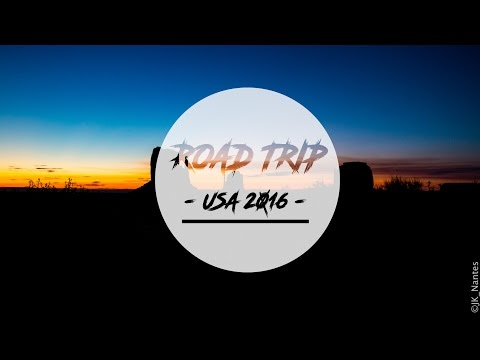 Road Trip USA  2017 - Californie, San Francisco, Los Angeles, Yosemite park , zion, bryce