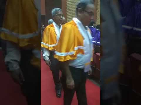 First Convocation Ceremony
