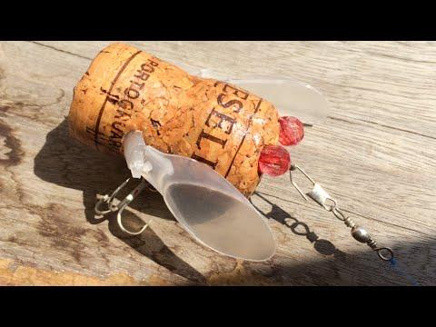 how-to-make-cicada-lure-from-wine-cork(13)diy-fishing---ve-sầu-nút-chai-lure