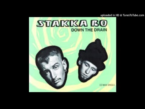 Stakka Bo - Down the Drain(1993)
