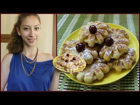 Ананасовые цветочки - Райская Кухня