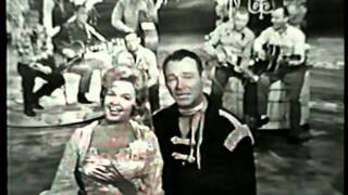 ROY ROGERS, DALE EVANS, SONS OF THE PIONEERS:  The Place Where I Worship & Happy Trails 1962