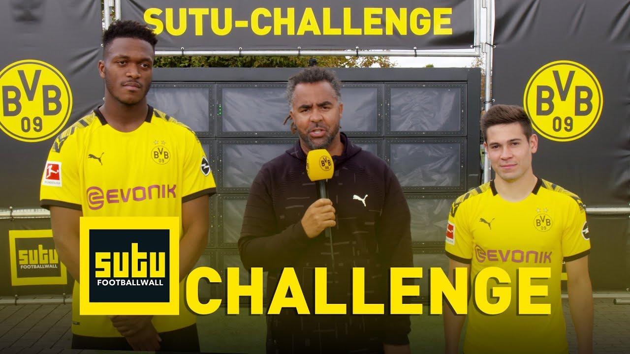 Die BVB-Sutu-Challenge | Raphael Guerreiro & Dan-Axel Zagadou | Episode 5