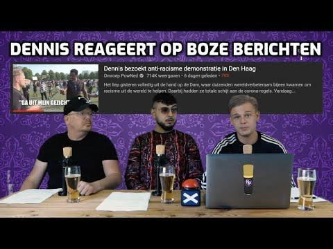 Dennis reageert op bedreigingen | RoddelPraat #10