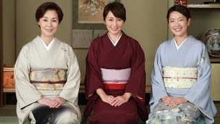 矢田亜希子が新加入! 昼ドラ『花嫁のれん』新シリーズが来年1月にスター...