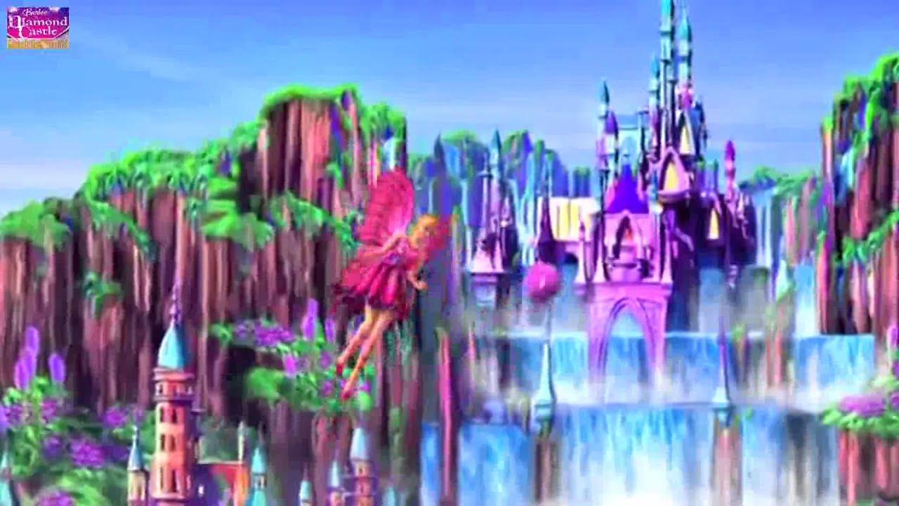Barbie 3d Live Wallpaper Barbie Mariposa The Fairy Princess Teaser Trailer 2nd