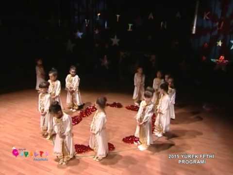 Bengisu Cıvıltı Anaokulu yürek fethi programı 2015