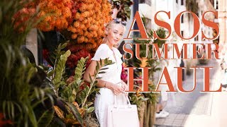 ASOS SUMMER DRESS TRY ON HAUL  |   Summer 2017 + DISCOUNT CODE  |   Fashion Mumblr