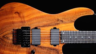 Dark Hard Rock Guitar Backing Track Jam in E Minor