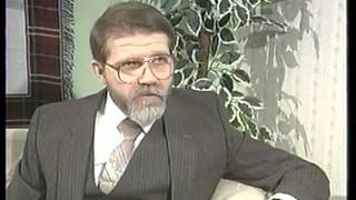 Dan Corner Once Saved Always Saved TV Interview - Conditional Security VS Eternal Security