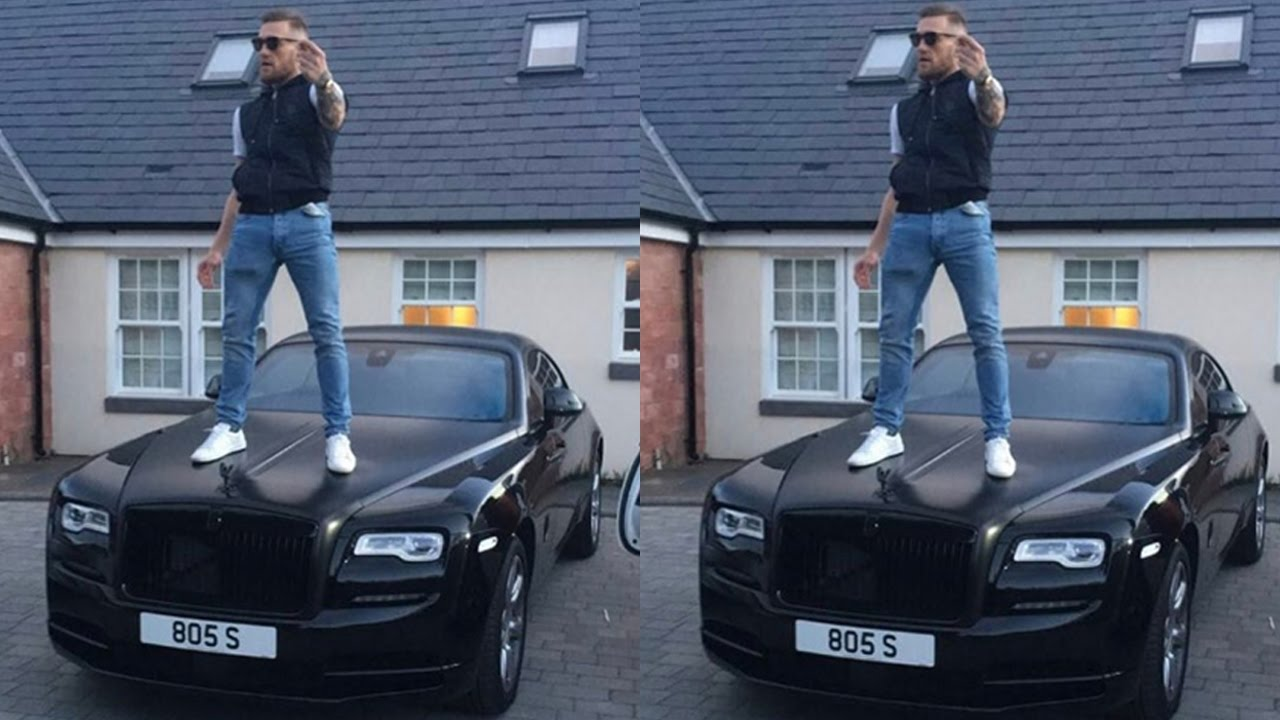 Conor Mcgregor S Cars