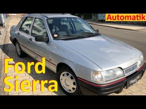 Ford Sierra // Авто в Германии