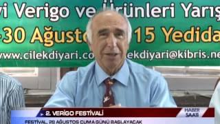 2. VERİGO FESTİVALİ 28 AĞUSTOS CUMA GÜNÜ BAŞLAYACAK