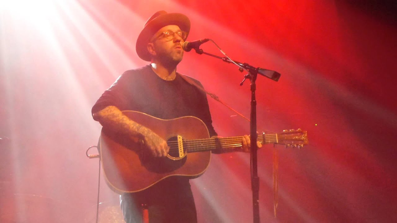City And Colour Comin Home Live