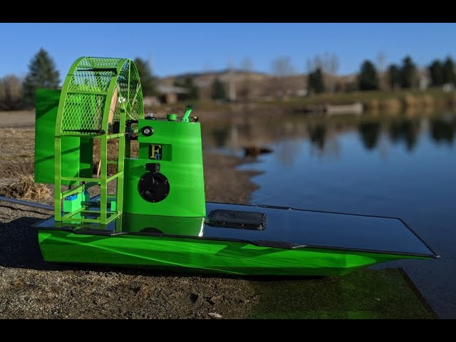 WaterDog - Marine Autonomous Surface Vehicle (ASV)