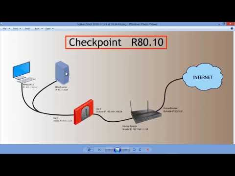 CHECKPOINT GAIA R80 10 - DHCP Server (Part 2)