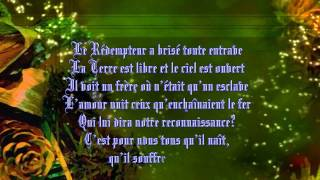 O Holy Night (Minuit Chrétiens) - French and English