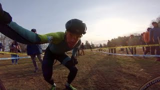 NBXGPCX Day 2: Ben Frederick - Dead Last to 5th GoPro (on a singlespeed)