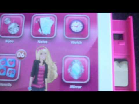 Barbie My B book pad tablet www jugueteria valsof com ar