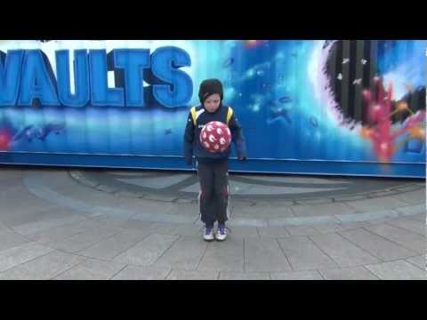 Mini Messi  Irelands Mini Freestyler & Soccer Kid  There will be Future Messi's