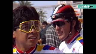 Memòries de Calafell, capítol 17: Setmana Catalana de Ciclisme