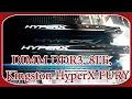 Распаковка и Обзор Модулей Памяти: DIMM DDR3, 8ГБ, Kingston HyperX FURY black, HX318C10FB/8