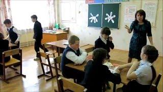 Соколова Т.В., учитель начальных классов - фрагмент урока