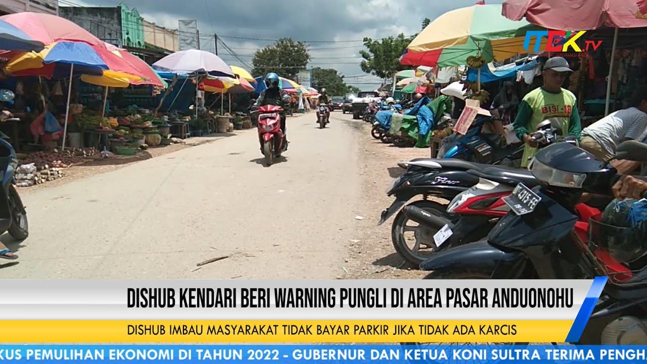 Dishub Imbau Masyarakat Tidak Bayar Parkir Jika Tidak Ada Karcis