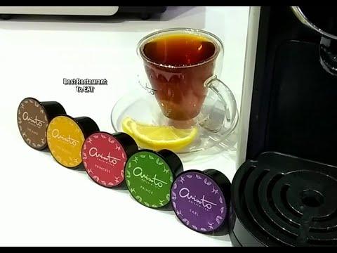 Arissto Tea Launch - Grand Musical Coffee Party @Mines International Exhibition - Arissto Tea