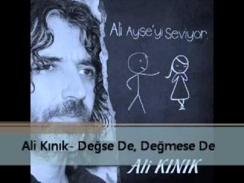 ali kınık 2010Aşk Şarkıları değsede değmesede