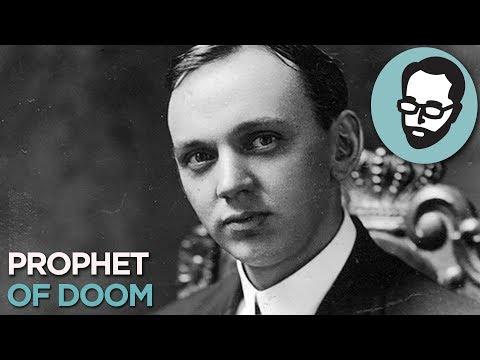 The Wild Predictions Of Edgar Cayce - The Sleeping Prophet | Random Thursday