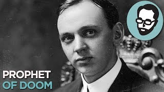 The Wild Predictions Of Edgar Cayce  The Sleeping Prophet | Random Thursday