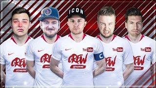 DIE KOMPLETTE ESKALATION ist ZURÜCK 😱😂 FIFA 18 CREW Pro Clubs #1