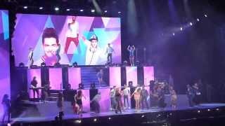 Violetta - Hoy Somos Mas - Milano, Forum Assago - 4 January 2014