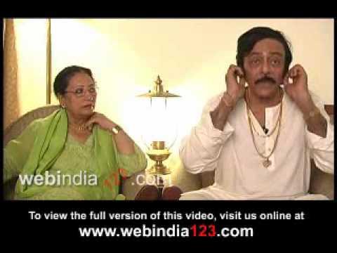 Ustad Dilshad Khan & Begam Parveen Sultana interview.wmv