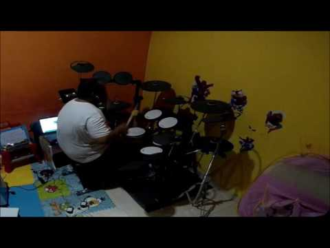 Ulat Bulu Drum Cover