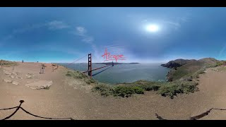 You Are Here: San Francisco (360° VR video trailer)