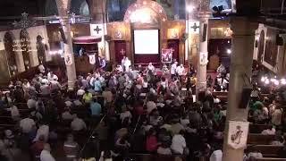 اجتماع القديس بولس الرسول لدراسه الكتاب المقدس  الثلاثاء 12/11/2019-القمص داود لمعى