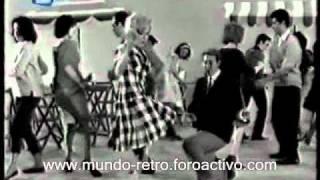 Luis Aguile A bailar el Twist 1962 original clip